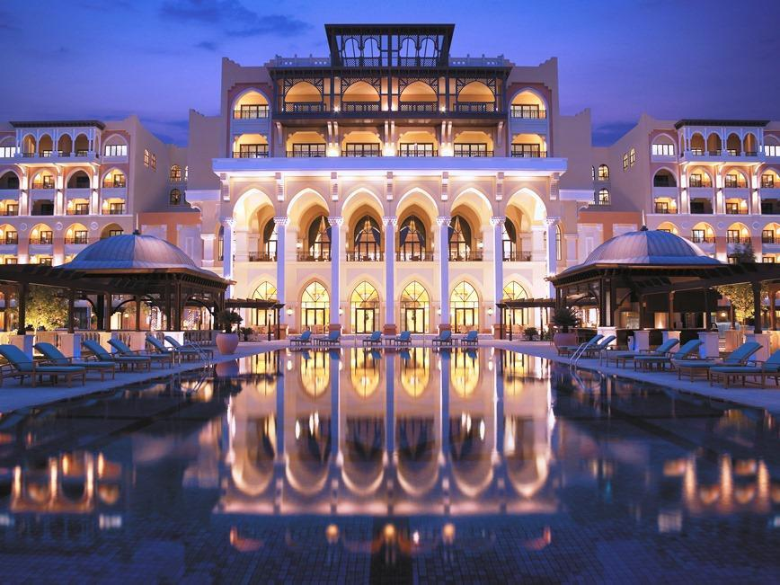 Shangri-La Hotel Qaryat Al Beri Abu Dhabi - Hotels and Accommodation in United Arab Emirates, Middle East