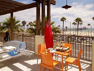 Shorebreak Hotel Huntington Beach (CA) - Balcony