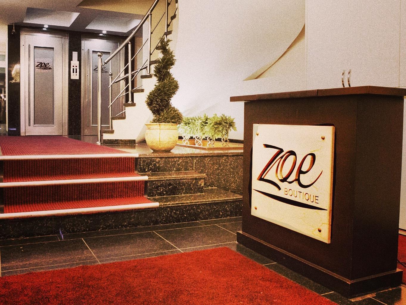 Zoe Boutique Hotel