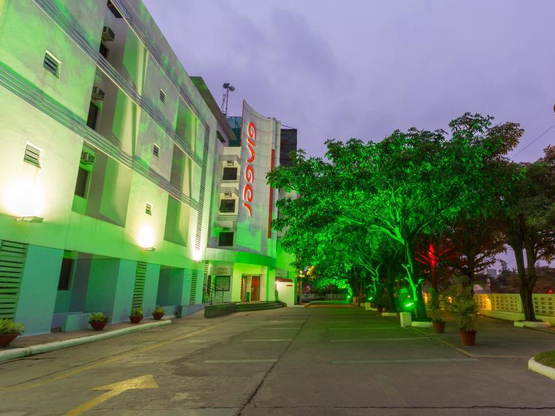 Ginger Bangalore Hotel - Hotell och Boende i Indien i Bengaluru / Bangalore