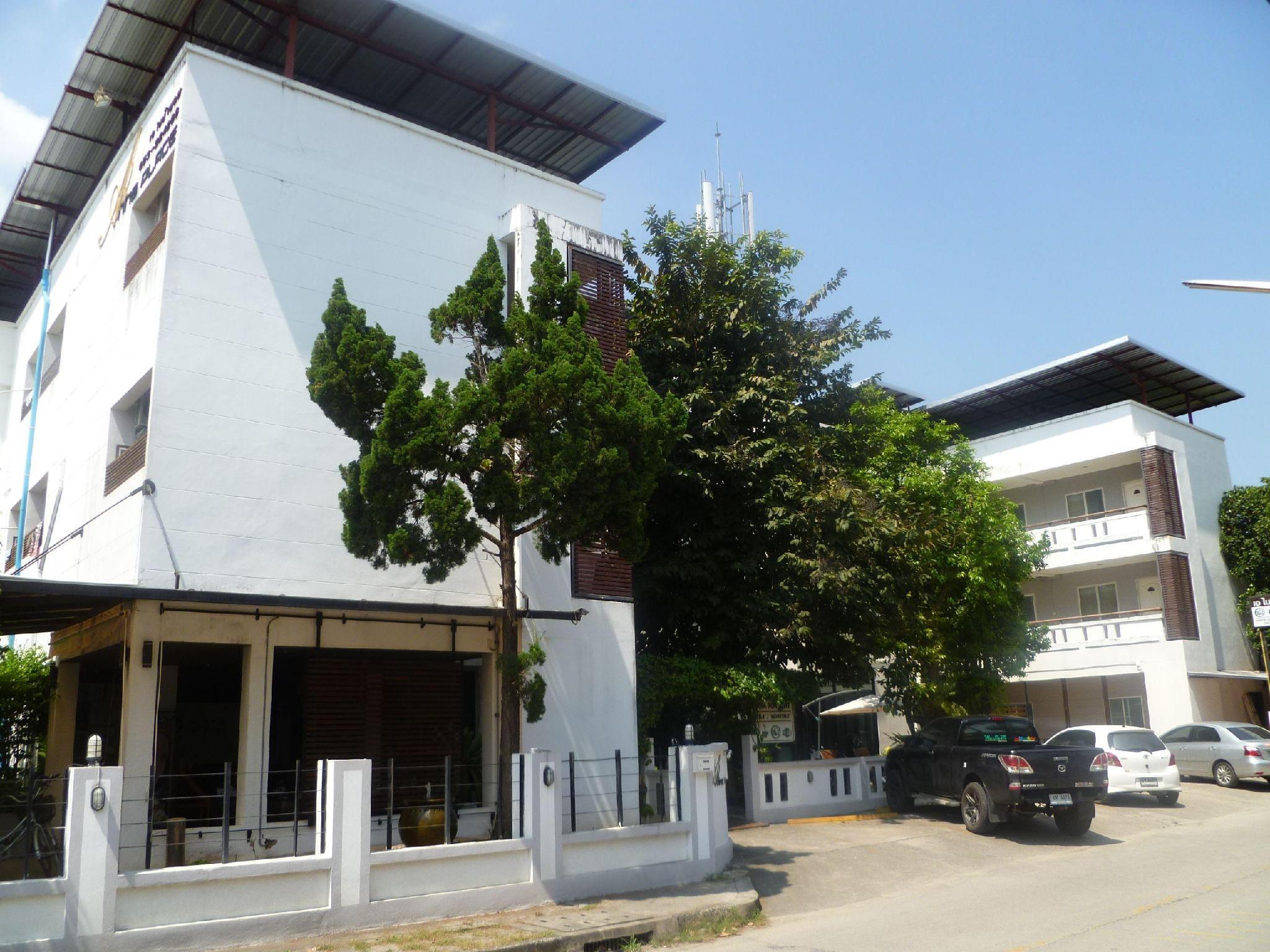 A9 Place Boutique House Chiang Mai - Viešbučio išorė