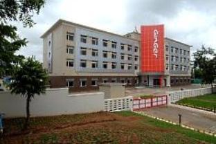 Ginger Hotel Bhubaneshwar - Hotell och Boende i Indien i Bhubaneswar