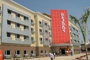 Ginger Hotel Durgapur - Hotell och Boende i Indien i Durgapur