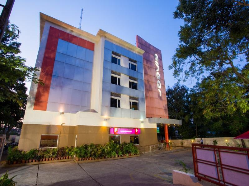 Hotell Ginger Hotel Mysore