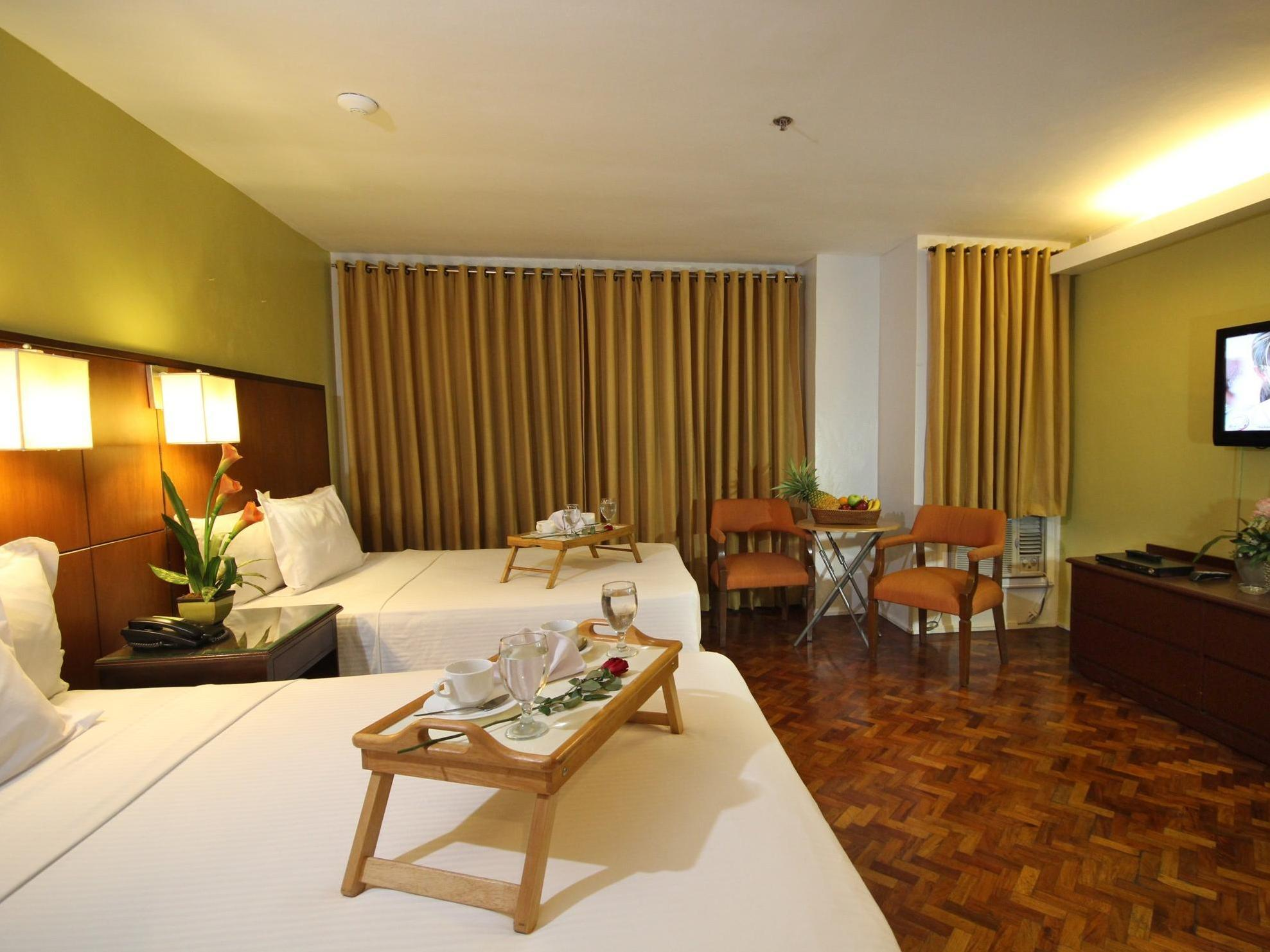 The Corporate Inn Hotel - Hotels and Accommodation in Philippines, Asia