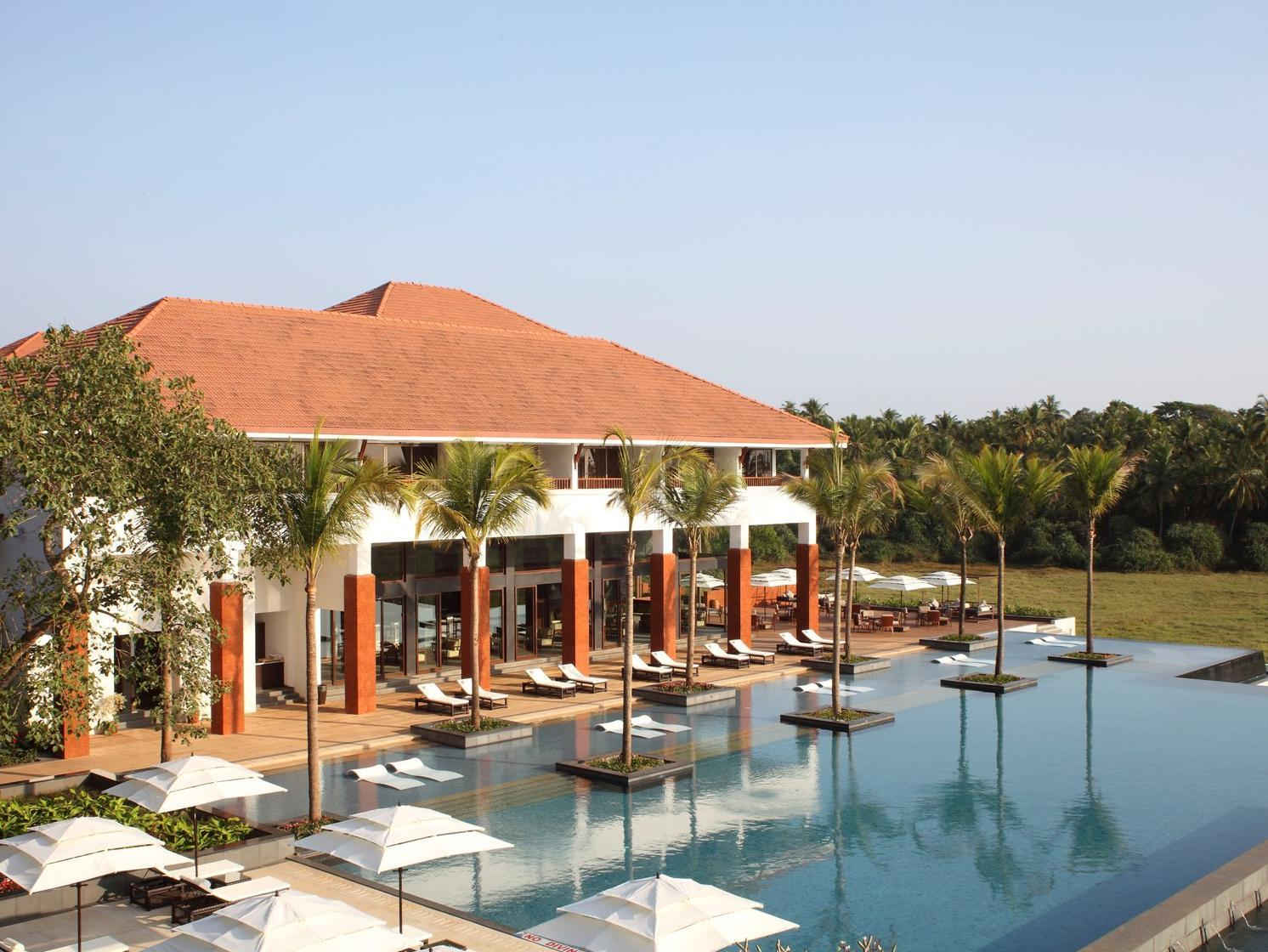 Alila Diwa Hotel - Hotell och Boende i Indien i Goa