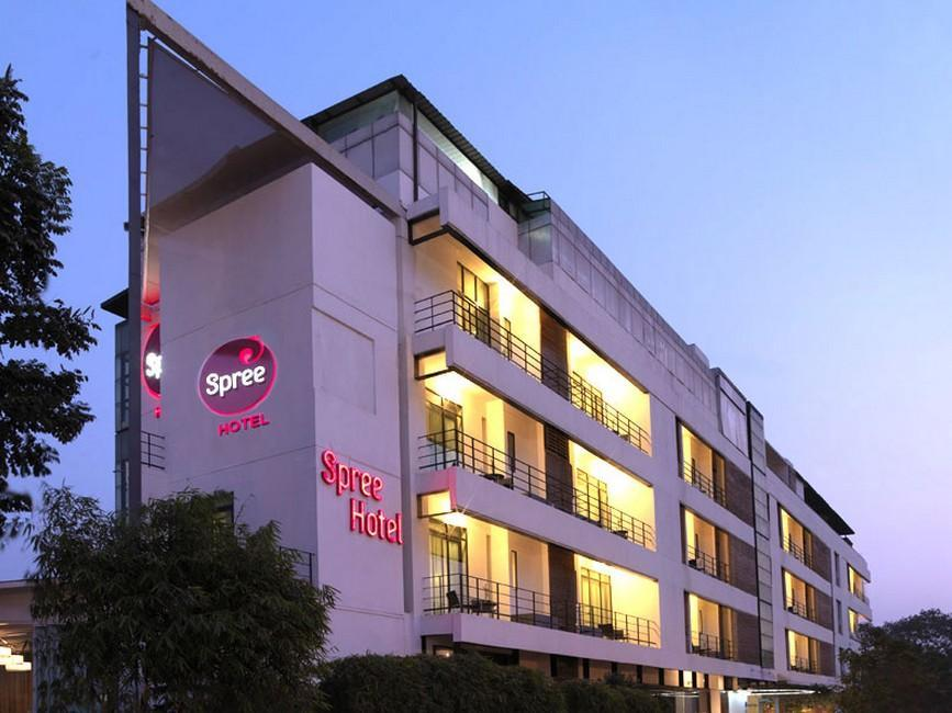 Spree Hotel Bangalore - Hotel and accommodation in India in Bengaluru / Bangalore