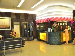 Eurotel North Edsa Hotel Manila - Reception
