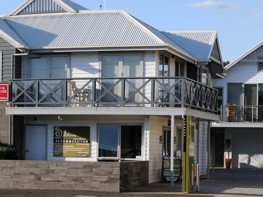 The Victoria Apartments - Hotell och Boende i Australien , Port Fairy