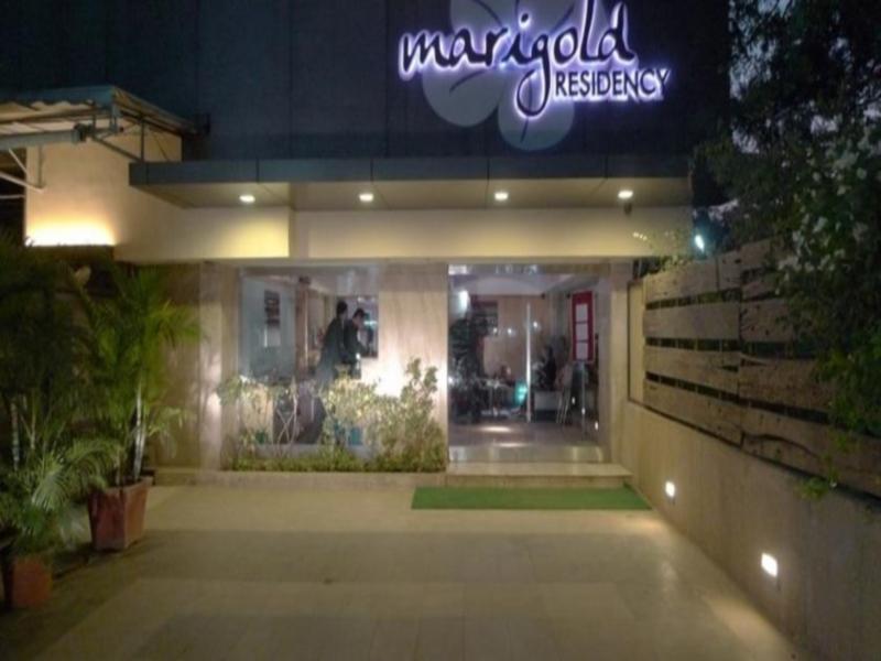 Marigold Residency - Hotell och Boende i Indien i Mumbai