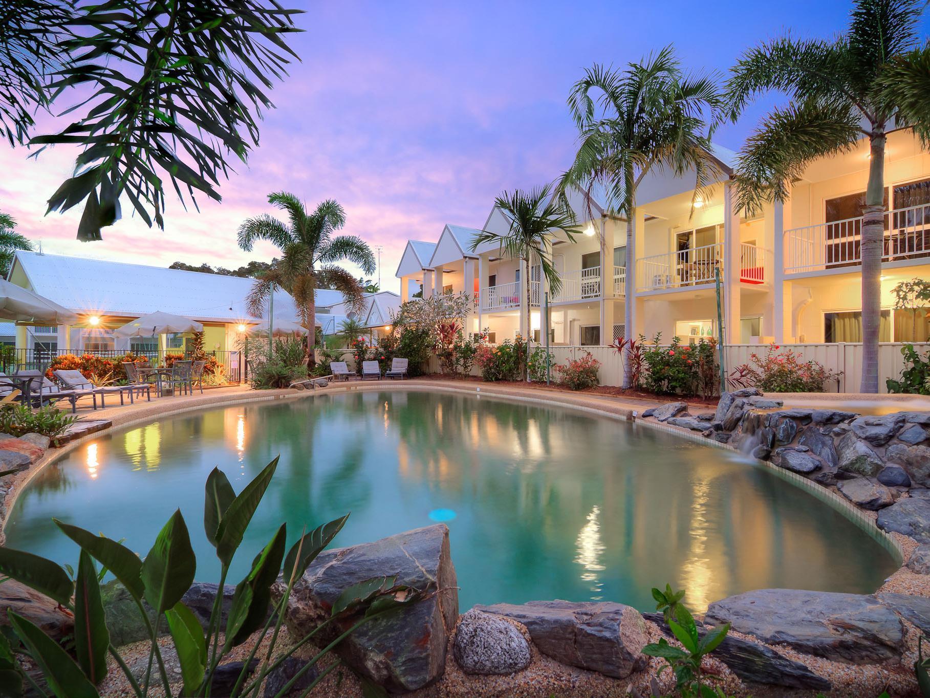 Titree Resort Holiday Apartment - Hotell och Boende i Australien , Port Douglas