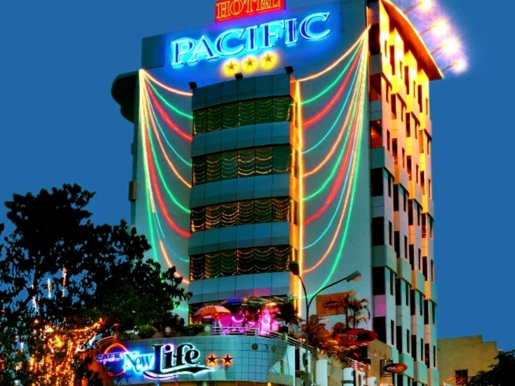 Da Nang Pacific Hotel - Hotell och Boende i Vietnam , Da Nang
