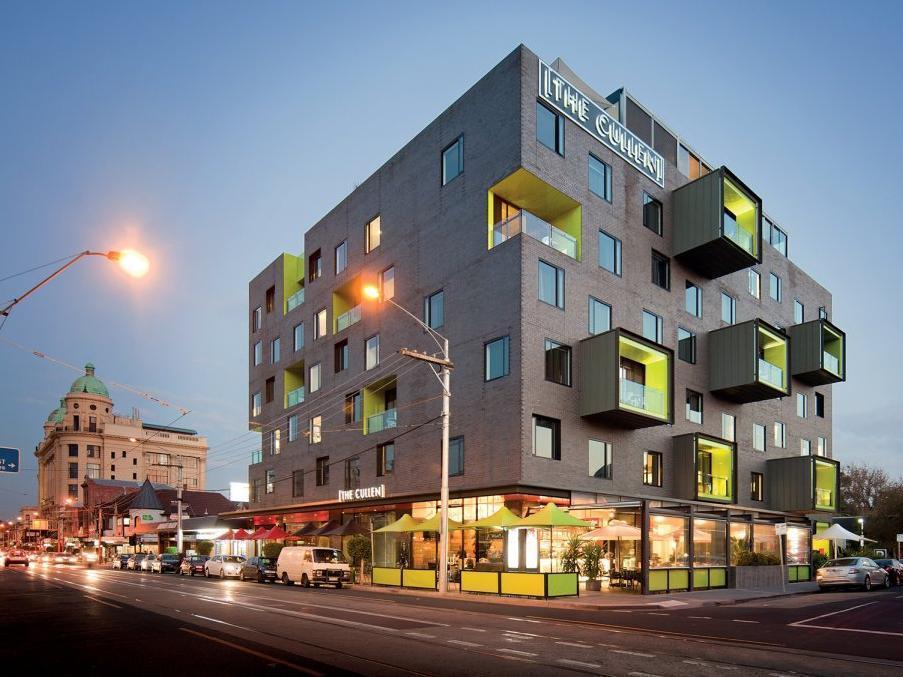 Art Series The Cullen Hotel - Hotell och Boende i Australien , Melbourne