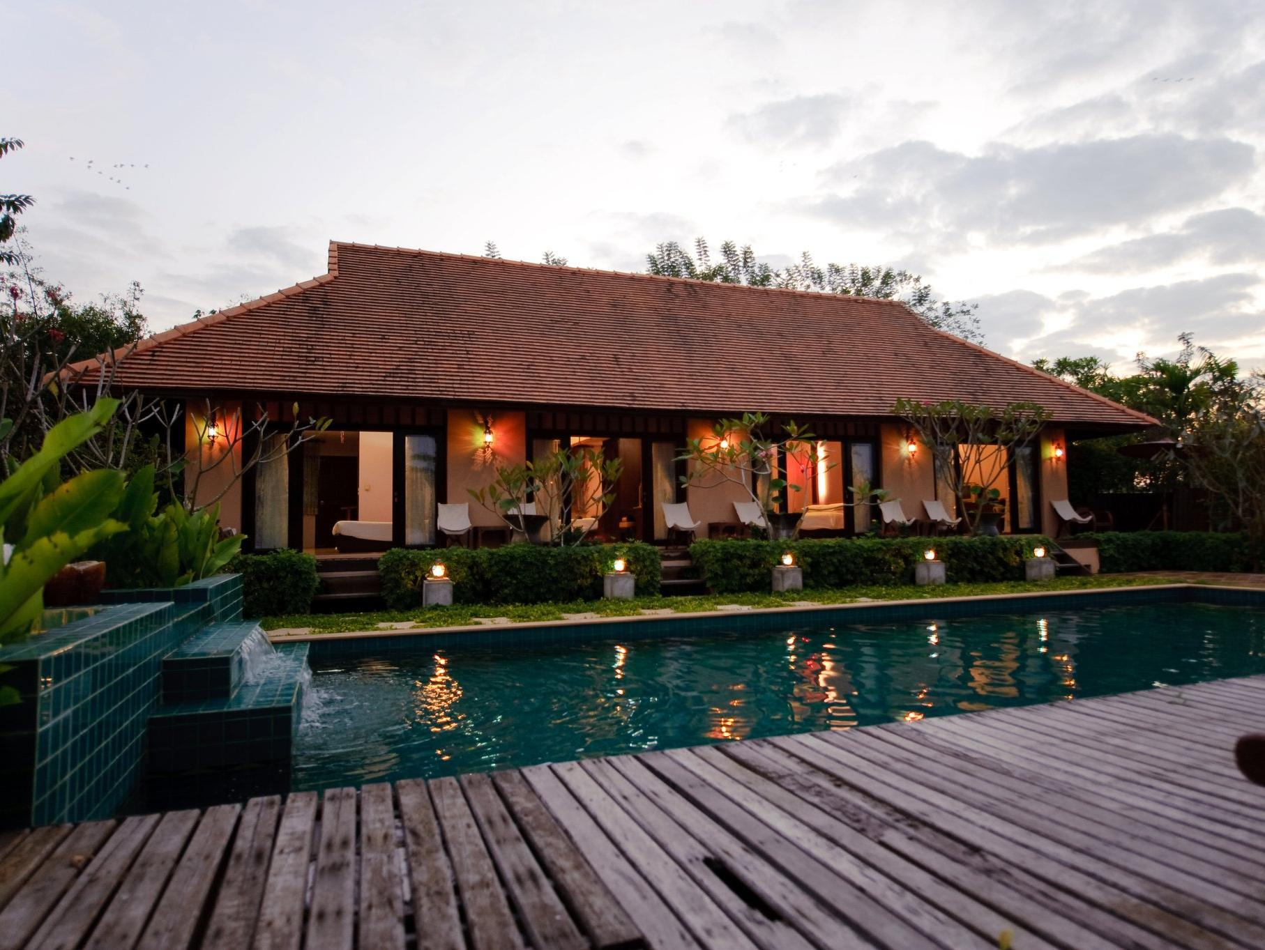 BuaSaree Resort - Hotels and Accommodation in Thailand, Asia