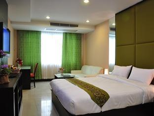 Le Platinum Hotel Bangkok - Deluxe Double Room