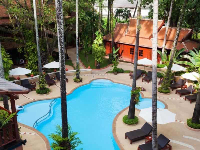 Royal Phawadee Village Patong Beach Hotel - Hotels and Accommodation in Thailand, Asia