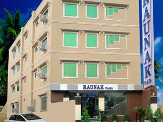 Raunak Plaza Hotel - Hotell och Boende i Indien i New Delhi And NCR