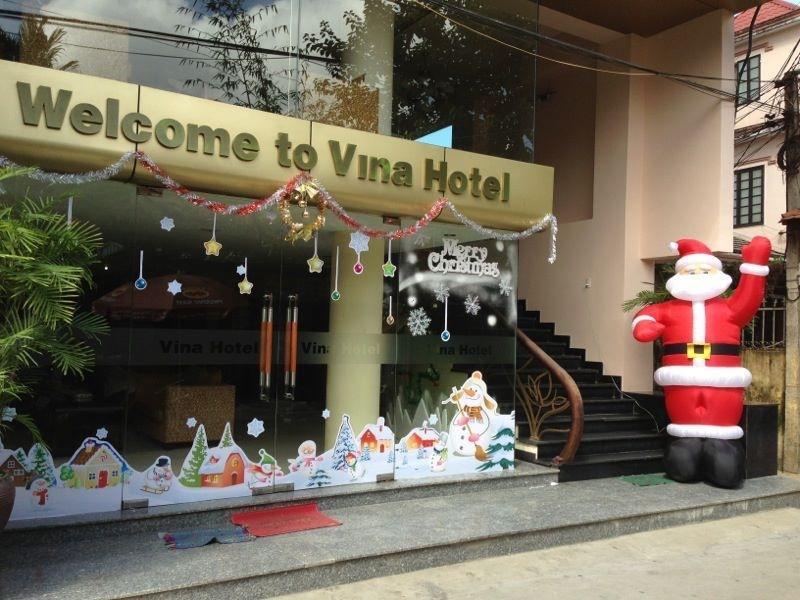 Hotell Vina Hotel Hue