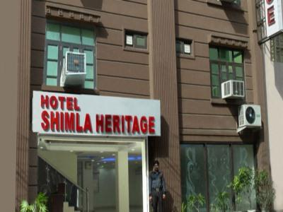 Shimla Heritage (duplicated 263490) - Hotell och Boende i Indien i New Delhi And NCR