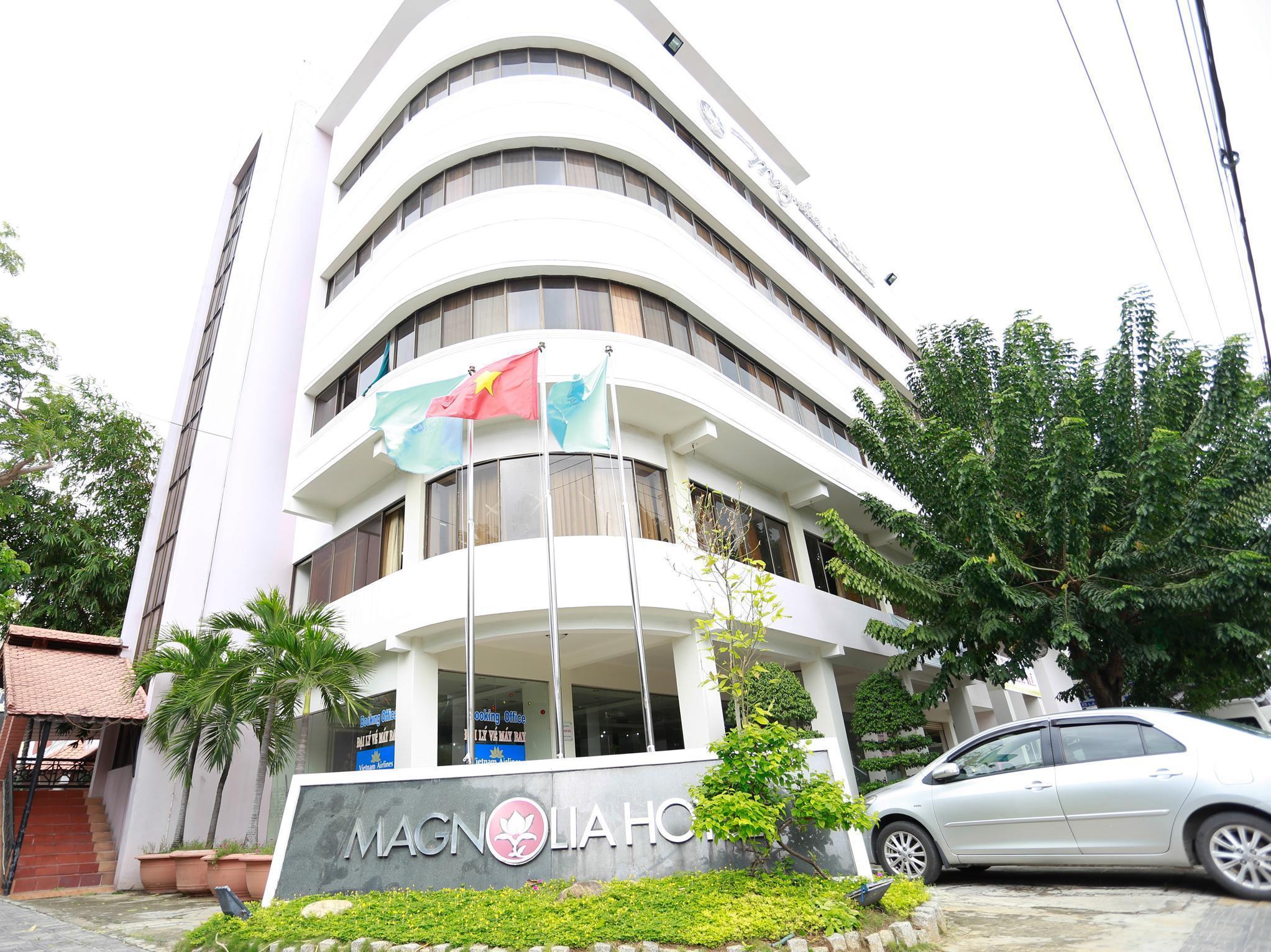 Magnolia Hotel - Hotell och Boende i Vietnam , Da Nang