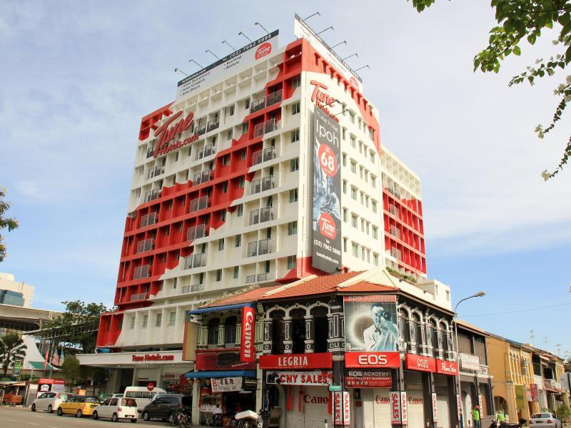 Tune Hotel Georgetown Penang - Hotels and Accommodation in Malaysia, Asia