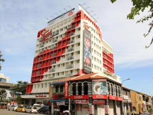 Tune Hotel – Downtown Penang Tune酒店- 槟城市中心