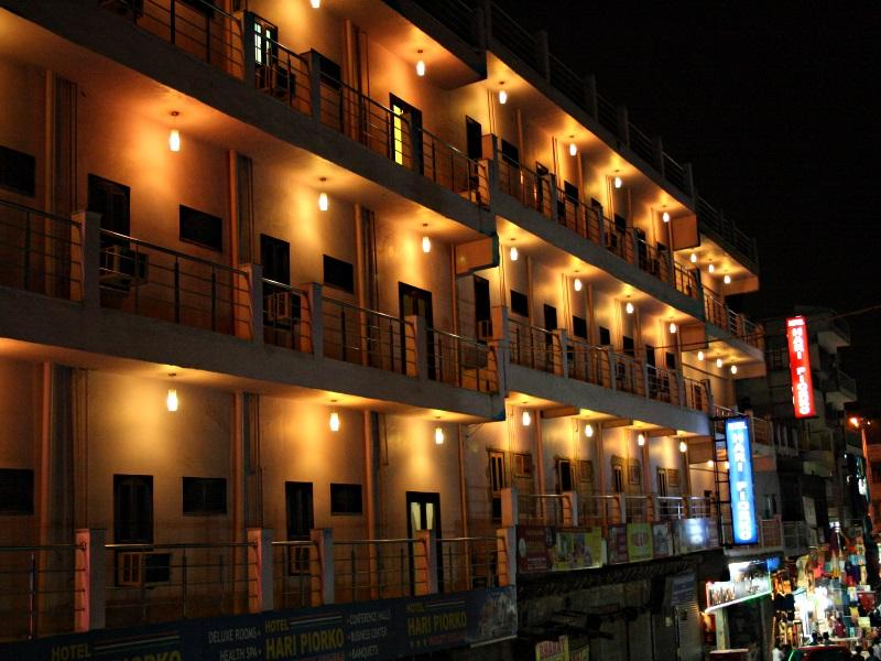 哈里皮尔科酒店
