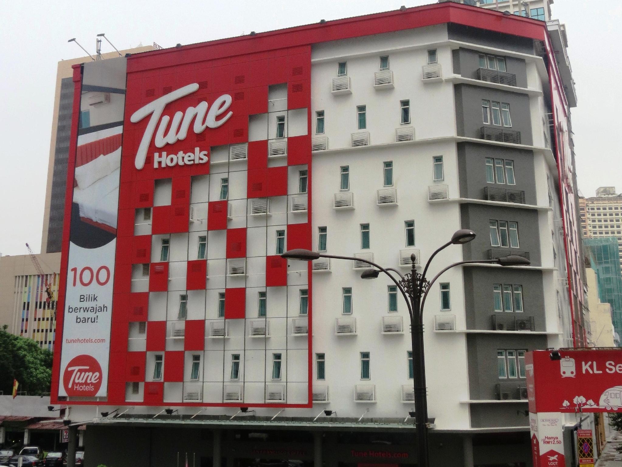 Tune Hotel Kuala Lumpur - Hotels and Accommodation in Malaysia, Asia
