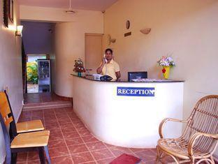 Star of The Sea Resort South Goa - Reception