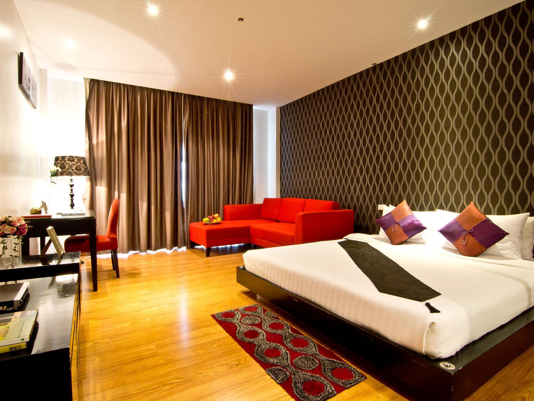 Glitz Hotel - Hotels and Accommodation in Thailand, Asia
