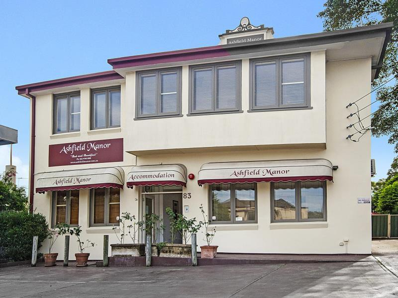 Ashfield Manor Hotel