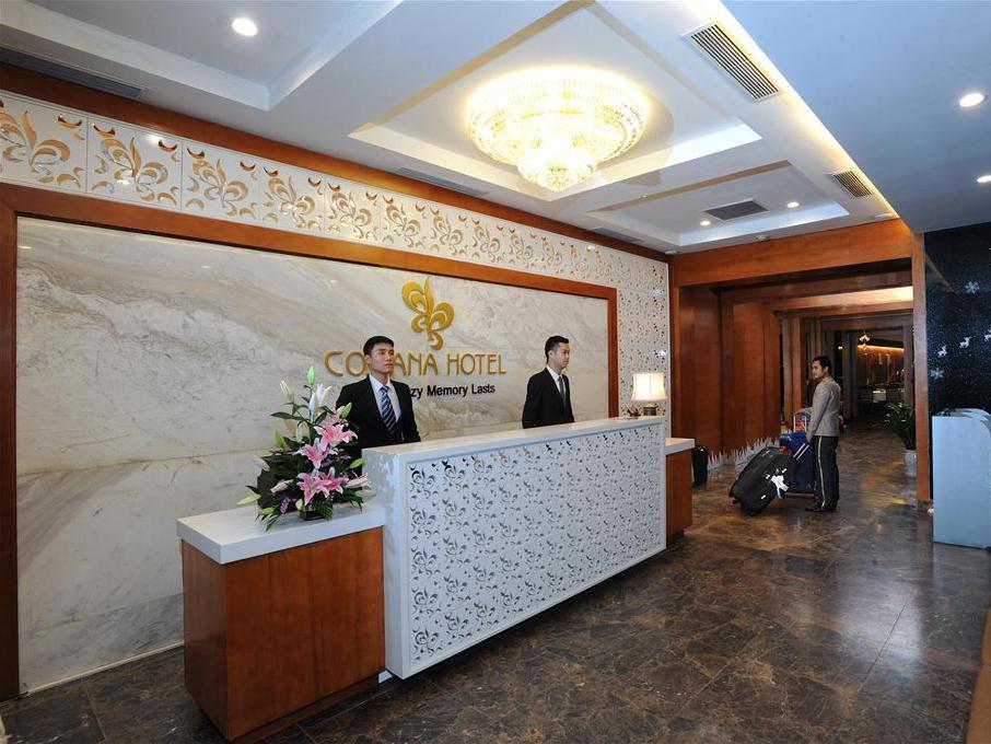 Hotell Prince Hotel Hanoi - 92 Le Duan