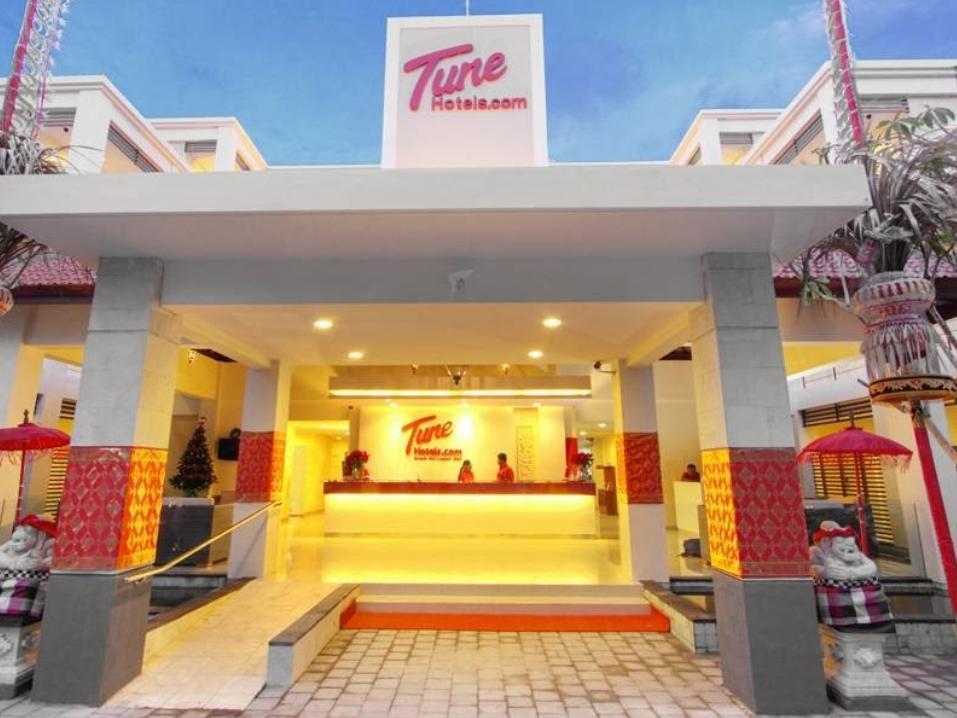 Tune Hotel – Legian, Bali Bali