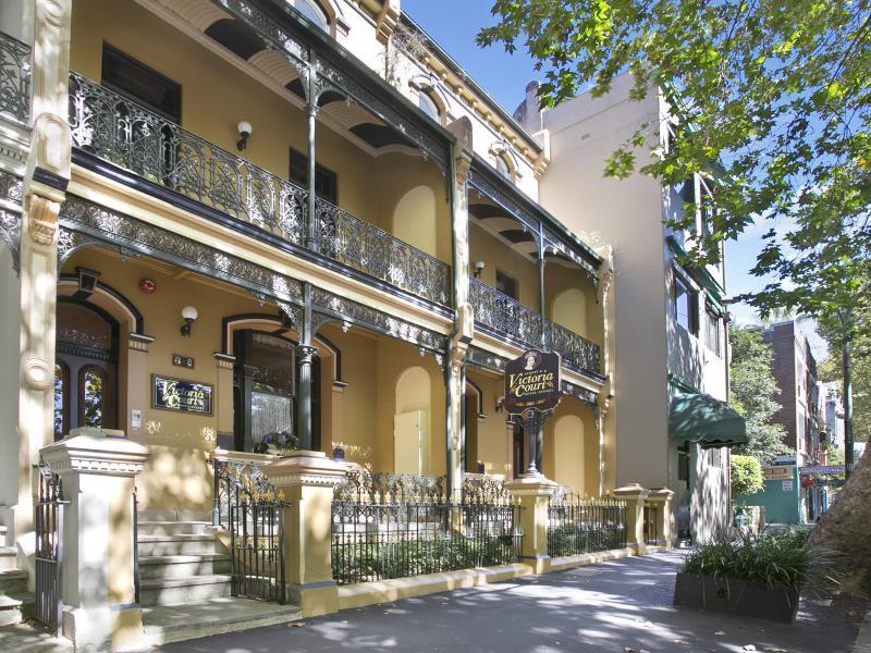 Albert & Victoria Court Hotel - Hotell och Boende i Australien , Sydney