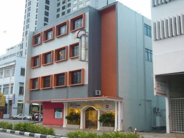 Accordian Hotel - Hotels and Accommodation in Malaysia, Asia