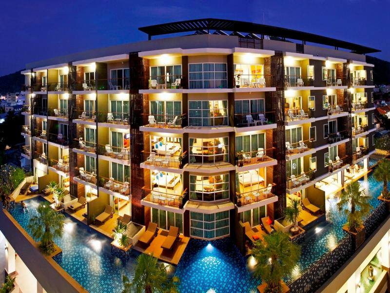 Andakira Hotel - Hotels and Accommodation in Thailand, Asia