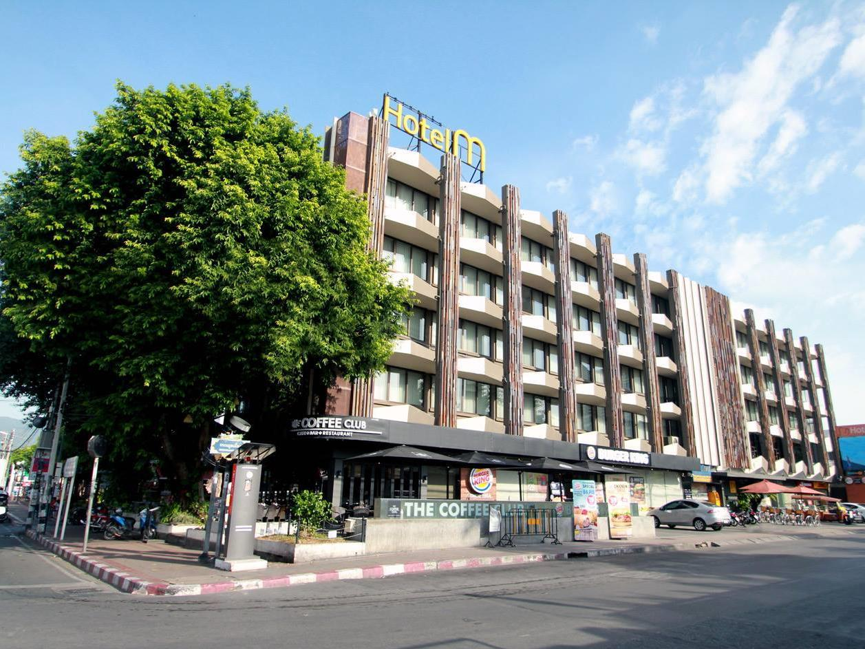 Hotel M Chiang Mai - Hotels and Accommodation in Thailand, Asia