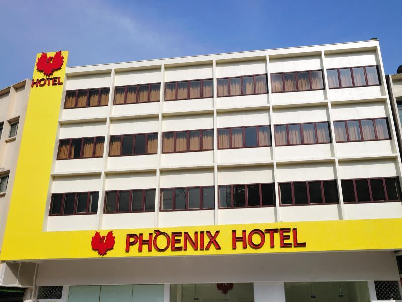 Phoenix Hotel - Hotels and Accommodation in Malaysia, Asia