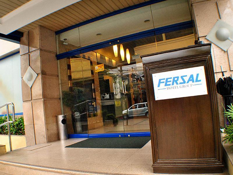 Fersal Hotel Malakas Diliman