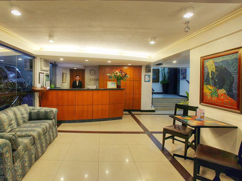 Fersal Hotel Manila - Hotels and Accommodation in Philippines, Asia