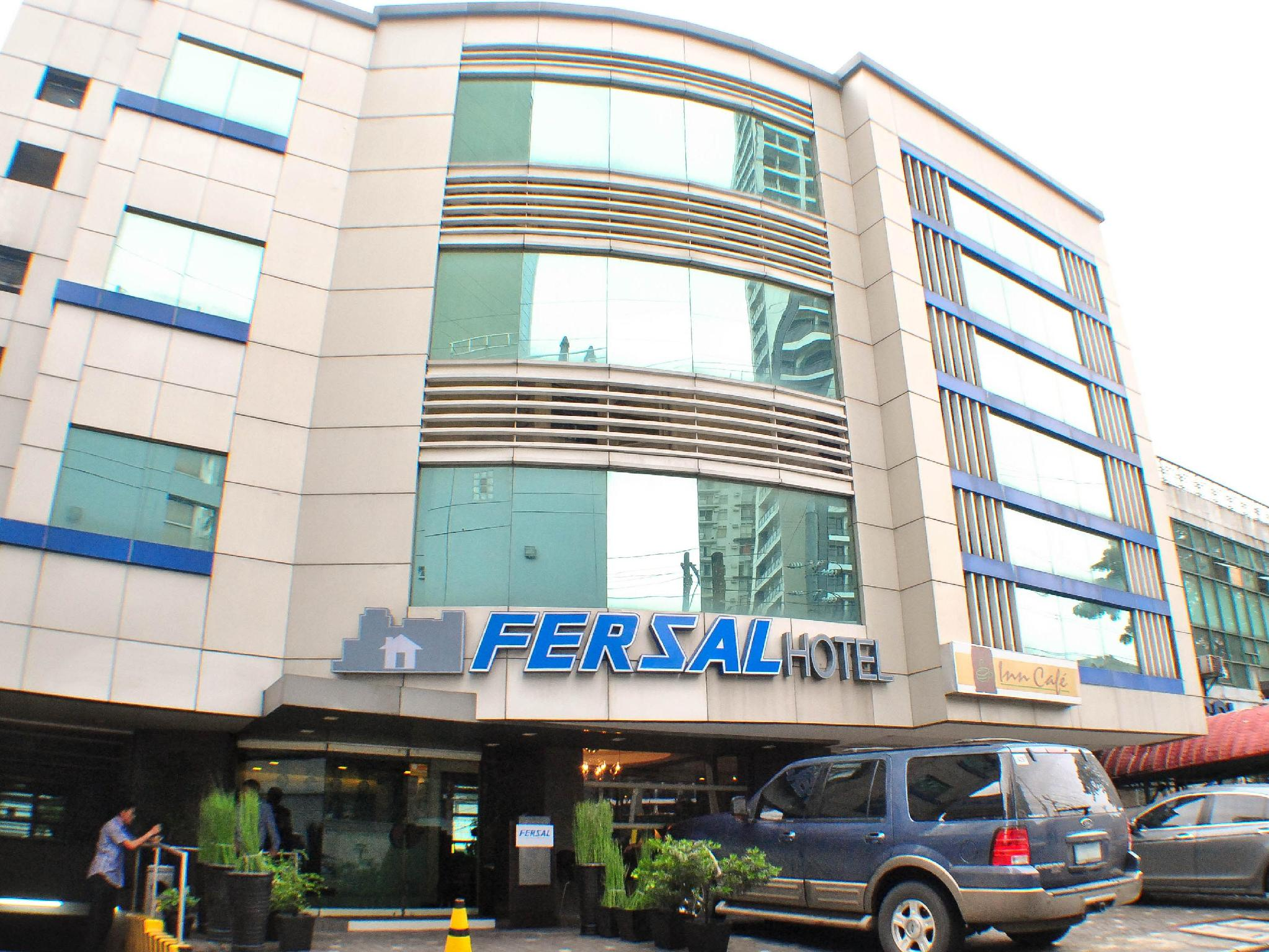 Fersal Hotel Neptune Makati - Hotels and Accommodation in Philippines, Asia