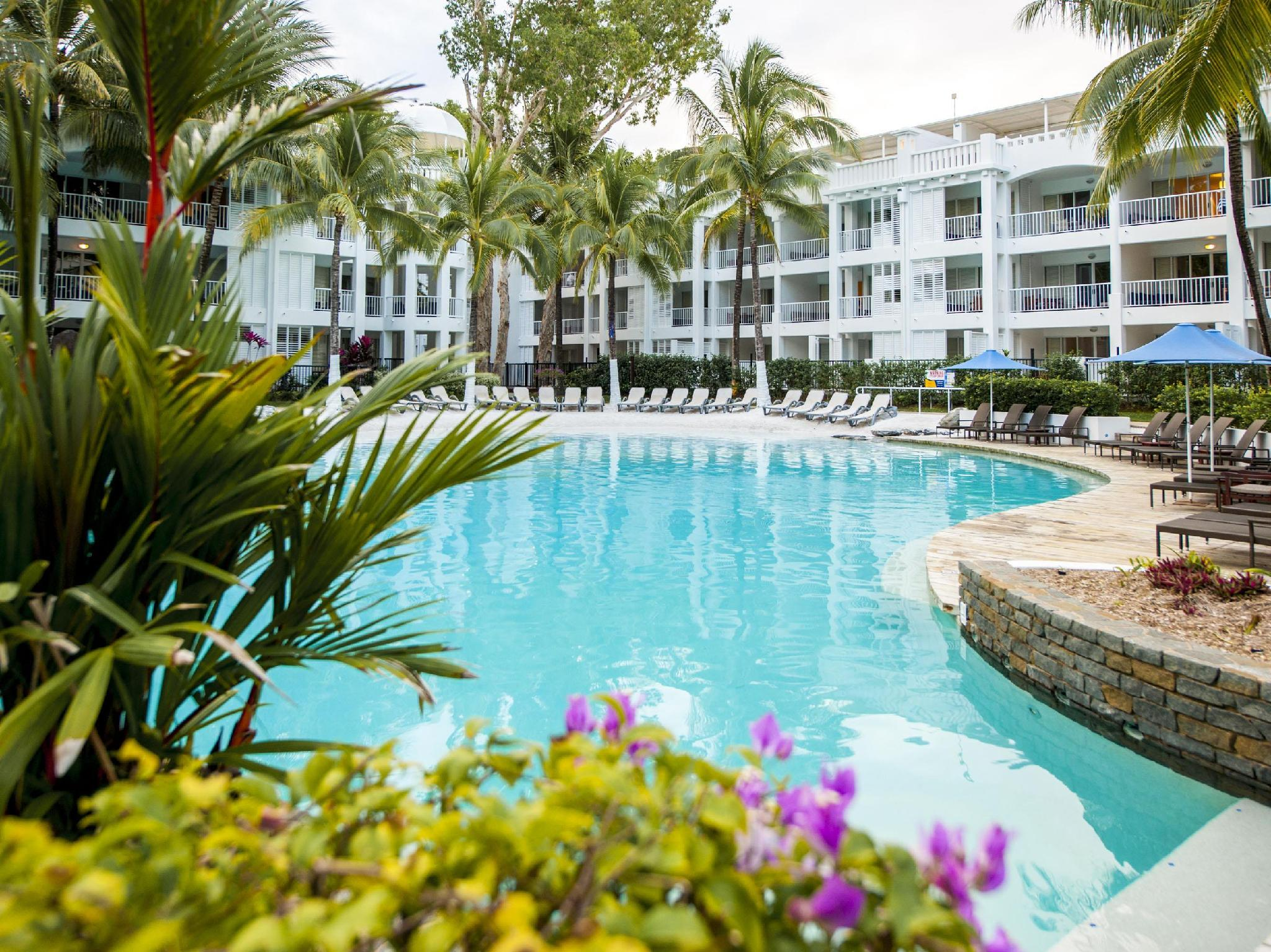 Peppers Beach Club & Spa Hotel Cairns - Hotel exterieur