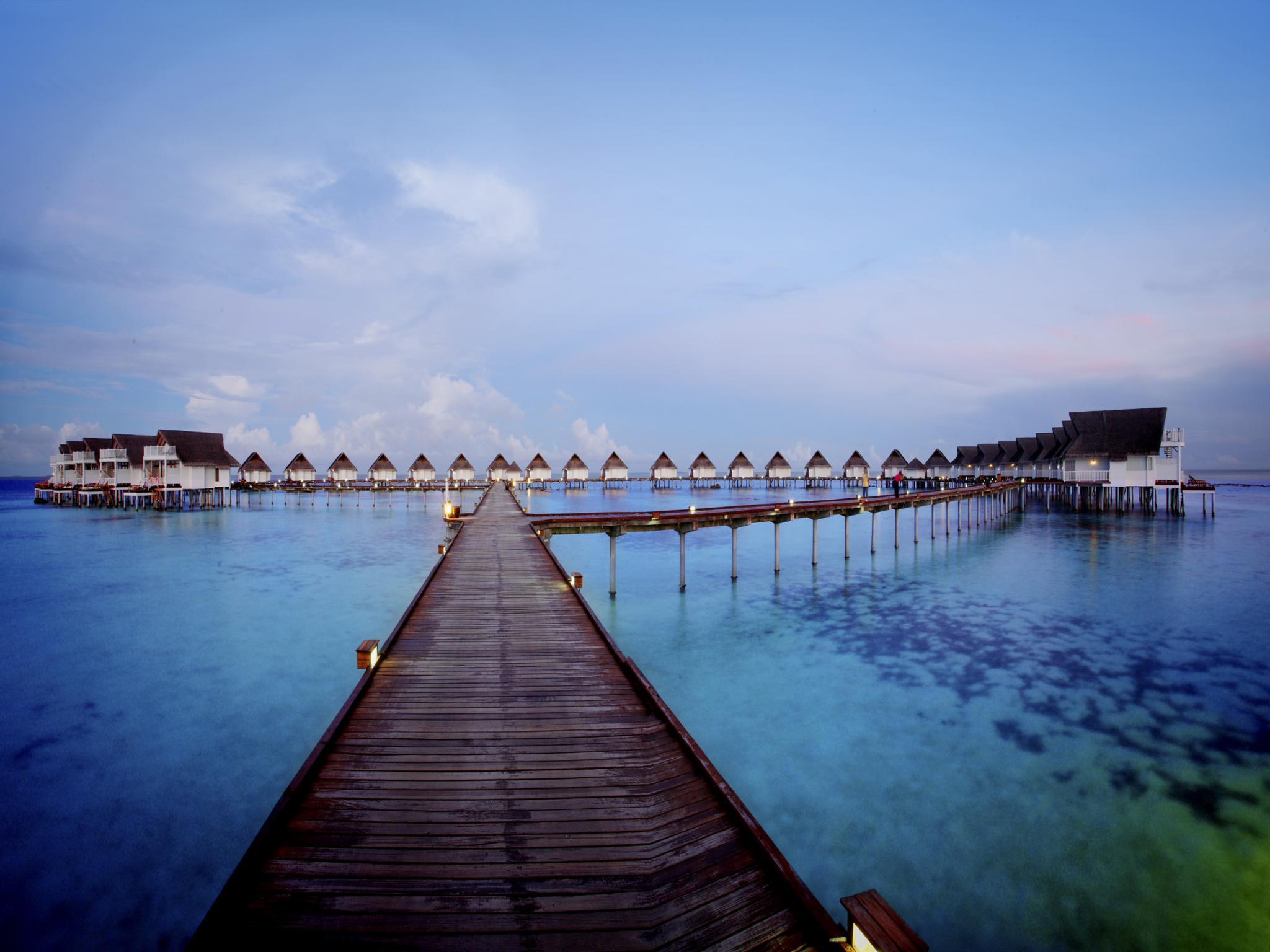 Centara Grand Island Resort & Spa All Inclusive Maldives Islands