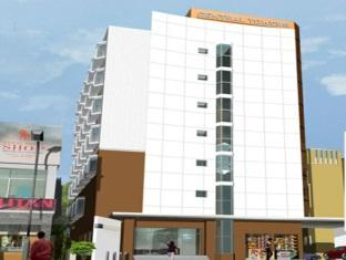 Central Tower Hotel Madrás