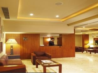 Central Tower Hotel Chennai - Vastaanotto