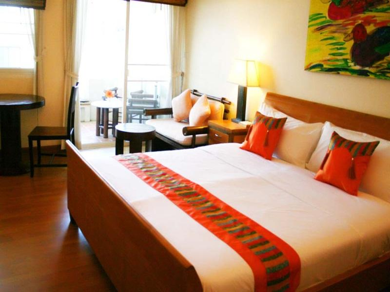 Gerard Habitat Hotel - Hotels and Accommodation in Thailand, Asia