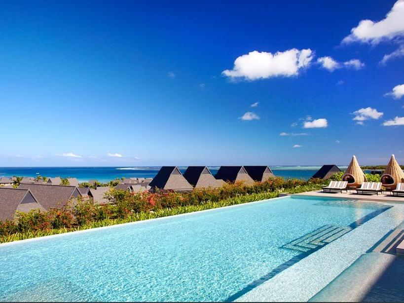 InterContinental Fiji Golf Resort & Spa - Hotell och Boende i Fiji i Stilla havet och Australien