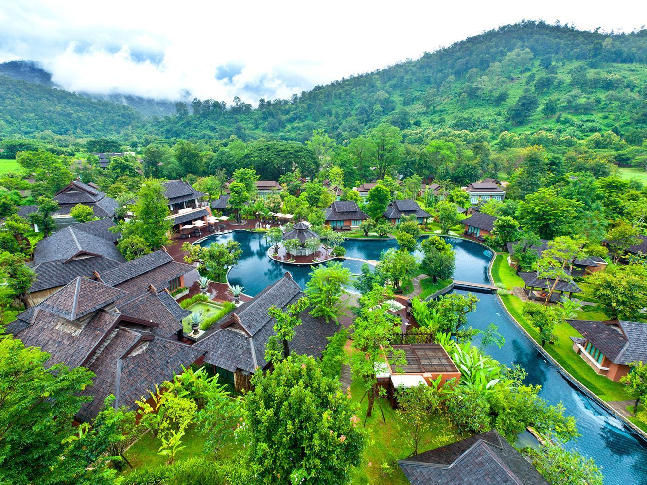 Sibsan Resort & Spa, Maetaeng - Hotels and Accommodation in Thailand, Asia