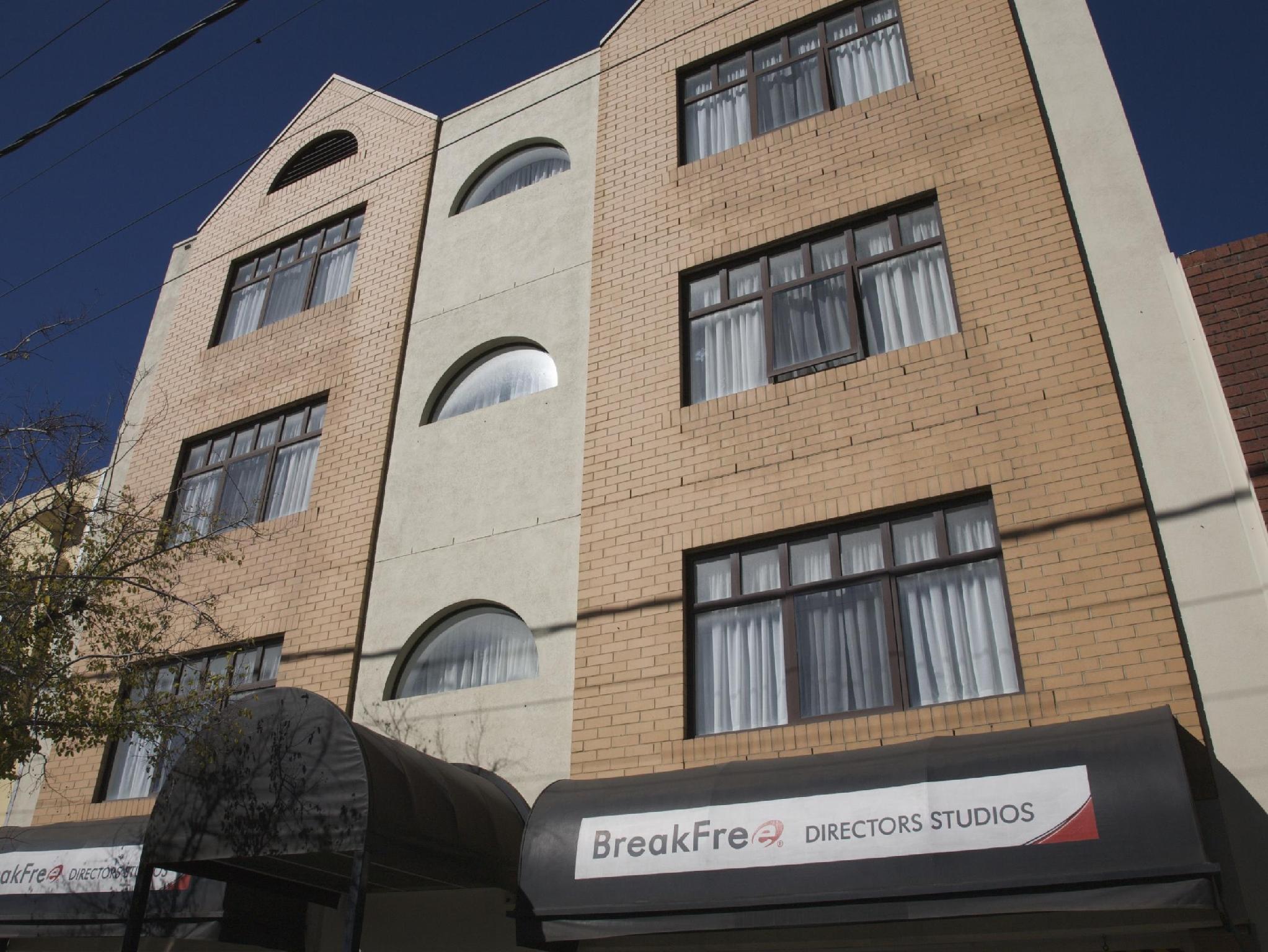 BreakFree Directors Studios Hotel Adelaide - Exterior