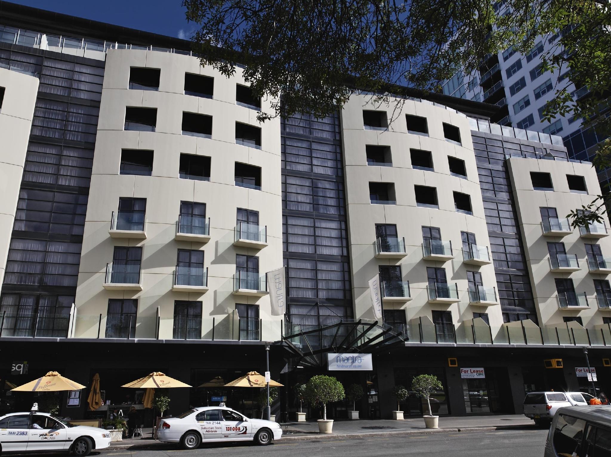 Mantra Hindmarsh Square Hotel - Hotell och Boende i Australien , Adelaide
